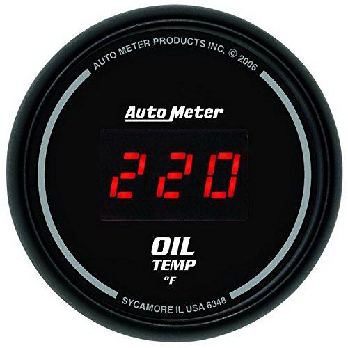 Auto Meter 6348 Sport Comp Digital 2-1/16