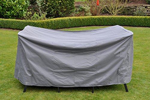 Wetterschutzhülle für Gartenmöbel Abdeckung Sitzgruppen Möbelschutzhülle schwere Ausführung eckig 230 x 155 x 80 cm bestellen
