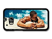buy Amaf © Accessories 50 Cent In The Swimming Pool With Whiskey Case For Htc One M8
