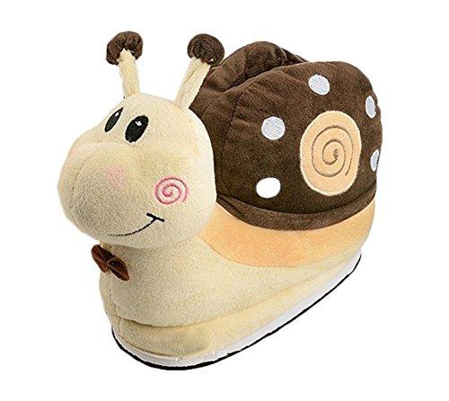 yarbar-nette-karikatur-schnecke-slippers-herbst-und-winter-thick-cotton-slippers-anti-blockier-syste