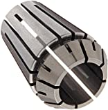 "Dorian Tool ER20 Alloy Steel Ultra Precision Collet, 0.461"" - 0.500"" Hole Size"