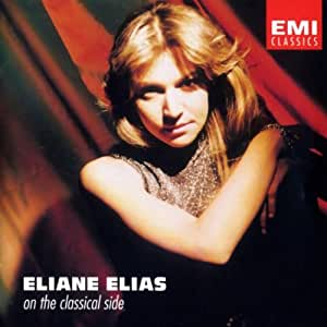 Eliane Elias - On the Classical Side - Eliane Elias (p) Villa-Lobos