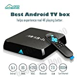 2017 Newest Model GooBang Doo M8S-II Android 5.1 TV Box with 1000M LAN 8GB ROM, Unique GooBang Doo Server(OTA), Unlimited Free Kodi Add-ons, Apps and Real 4K Playing