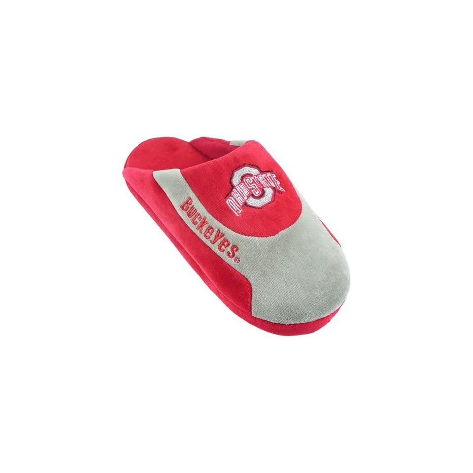 State University Buckeyes Mens Bedroom House Shoes