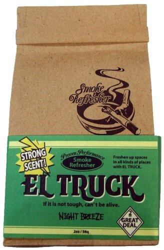 ノルコーポレーション 芳香剤 EL TRUCK 灰皿用 スモークリフレッシャー ナイトブリーズ OA-ETM-1-3
