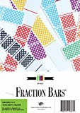 American Educational Fraction Bar Guide For Elementary, Grades 3-4