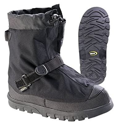 Neos Voyager Winter Overshoes - Black by Neos