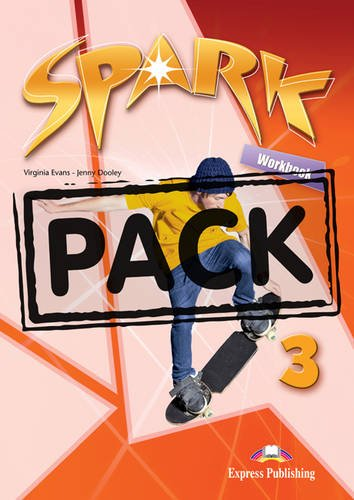 Spark: Workbook Pack (International) Level 3