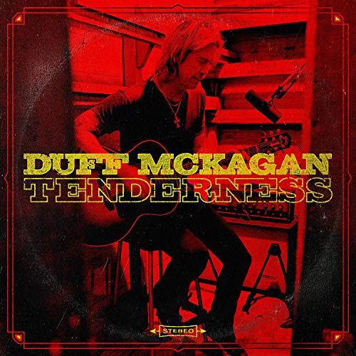 CD : Duff McKagan - Tenderness