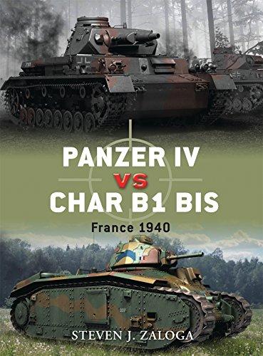 Panzer IV vs Char B1 bis: France 1940 (Duel) PDF
