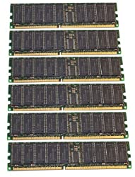 (Not for PC!) 12GB 2x6 Dell PowerEdge 2650 Memory RAM ECC REG PC2100 (MAJOR BRANDS)