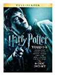 Harry Potter Years 1-6 Giftset (Full-Screen Edition) [DVD] for $44.99