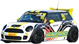 Scalextric 1:32 BMW Mini Cooper S Slot Car