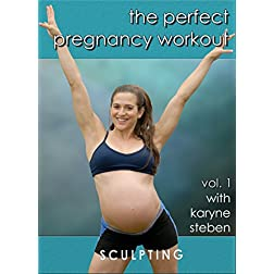 The Perfect Pregnancy Workout vol.1: Sculpting