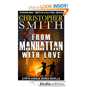 From Manhattan with Love: A Novella (The Fifth Avenue Series)