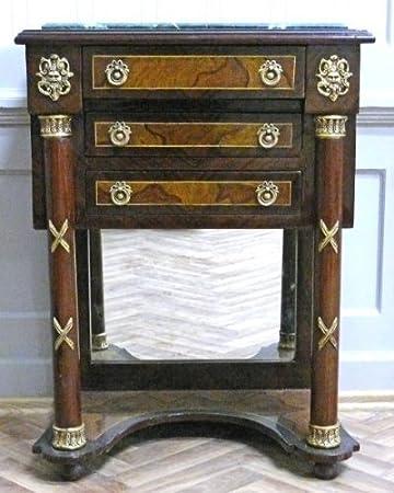 Cómoda mesa PING barroco rococó MoTa0423# Luis XV