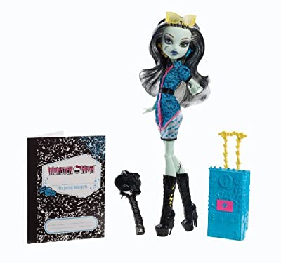 Monster High Travel Scaris Frankie Stein Doll from Monster High