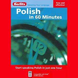 Polish in 60 Minutes Audiobook