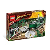 LEGO� Indiana Jones Jungle Cutter ~ LEGO