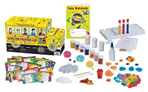 The Magic School Bus Slime and Polymer Lab