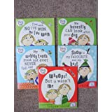 CHARLIE AND LOLA STORY COLLECTION. (FIVE BOOKS WITH CDS) (CHARLIE AND LOLA)