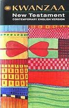 Kwanzaa New Testament Contemporary English…