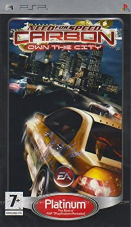 Need For Speed Carbon Own the City (platinum) (PSP) [UK IMPORT]