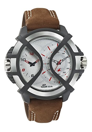 Fastrack-Sport-Analog-Digital-Time-Silver-Dial-Mens-Watch-38016PL02