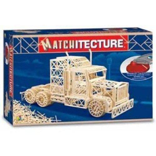 Matchitecture Trailer Truck # 6622