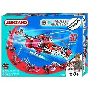 Meccano 30-Models Set