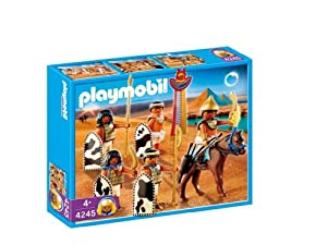 Playmobil - 4245 Egyptian Soldiers