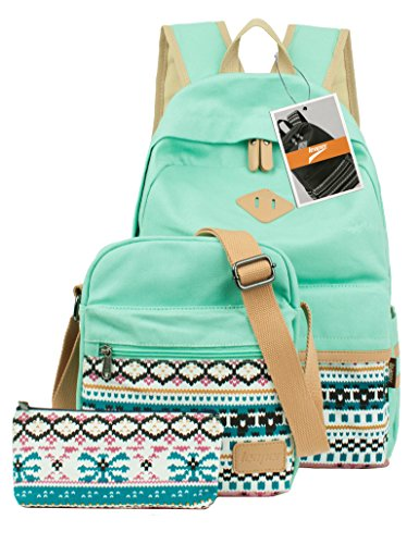 leaper-causal-style-lightweight-canvas-laptop-bag-school-backpack-shoulder-bag-purse-pen-case-large-