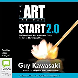 The Art of the Start 2.0 Hörbuch