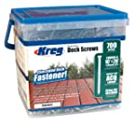 KREG SDK-C2SS-700 2-Inch No.8 Coarse,...
