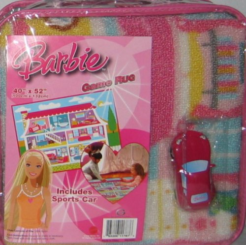 barbie car games for girls