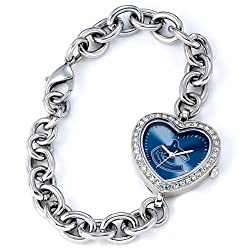 Vancouver Canucks Gametime Heart Bracelet/Watch
