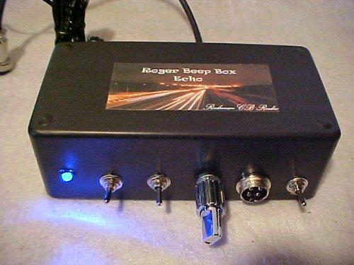 New Redman CB radio Key up Un key Roger Beep ECHO Box - Anne G