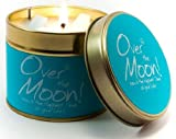 Lily Flame Scented Candle in a presentation Tin - Over the Moon