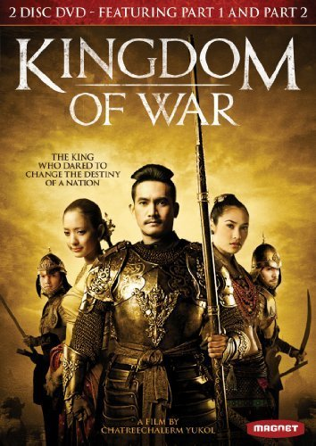 Kingdom of War Part 1 and Part 2 by Magnolia Home Entertainment