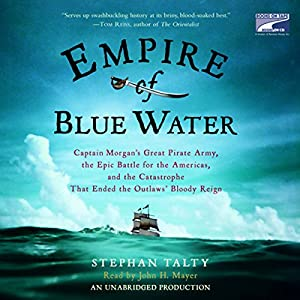 Empire of Blue Water Audiobook