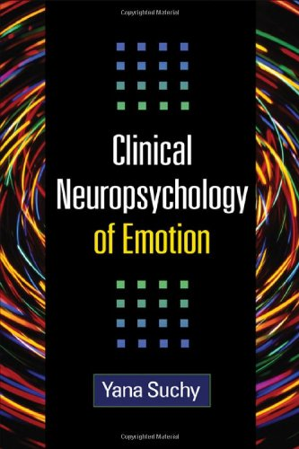 Clinical Neuropsychology Of Emotion front-73515