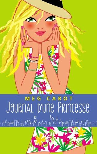 CABOT Meg - Tome 5 - journal d'une princesse 51CIX4ZuGlL._SL500_