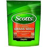 Scotts Company 17295 Classic Heat and Drought Mix Grass Seed, 7-Pound