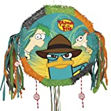Phineas & Ferb Pinata, Pull String