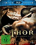 Thor - Der Hammer Gottes - Metal-Pack [Blu-ray] [Limited Edition] [Alemania]