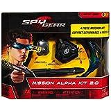 Spy Gear - 6022195 - Accessoire pour Déguisement - Set D'accessoires - Coffret Mission Alpha