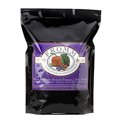 Fromm 4-Star Duck/Sweet Potato Dry Dog Food