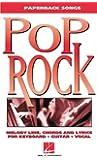 Pop/Rock (Paperback Songs)