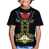 Viva Mexico Kid's Mexican Mariachi Charro T-Shirt