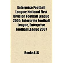Enterprise Football League: National First Division Football League 2005, Enterprise Football League, Enterprise...